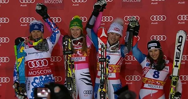 Siegerbild City Event Moskau - Damen 2013