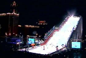 Parallel Slalom der Damen und Herren in Moskau