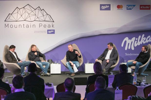 © Mountain Peak / Mountain Peak | The Winter Sports Summit - Premiere in Kitzbühel