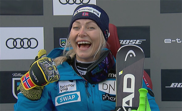 Ragnhild Mowinckel und das Geheimnis der norwegischen Skidamen