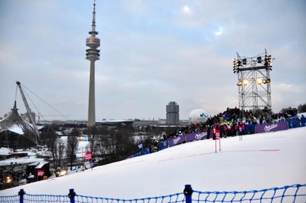 © Ch. Einecke (CEPIX) / München hat den Skiweltcup - Wien muss noch etwas warten