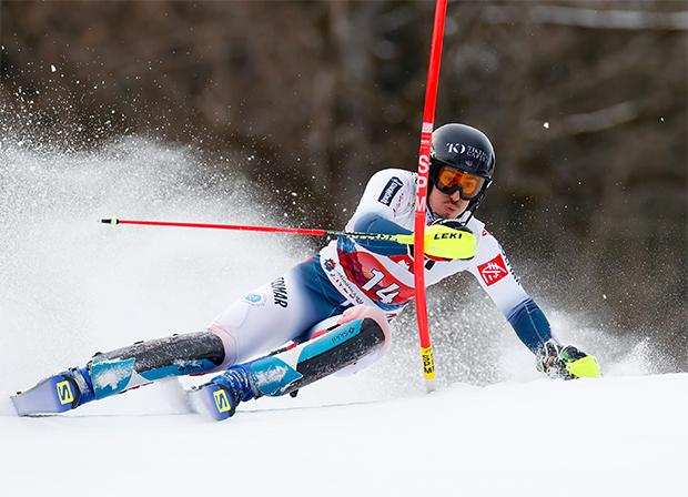 Victor Muffat-Jeandet kommt mit jedem im Ski Weltcup gut aus. (Foto: © Samo Vidic/Red Bull Content Pool)