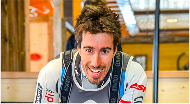 Victor Muffat-Jeandet freut sich auf die Emotionen bei den Olympischen Winterspielen (Foto: © Victor Muffat-Jeandet / Facebook)