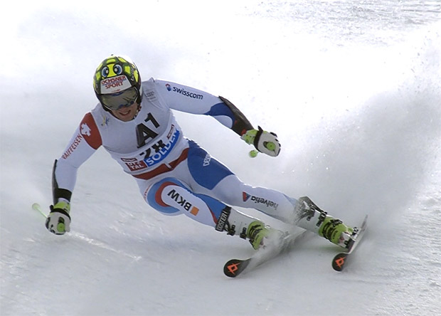 Swiss-Ski News: Arthroskopie am rechten Knie bei Justin Murisier
