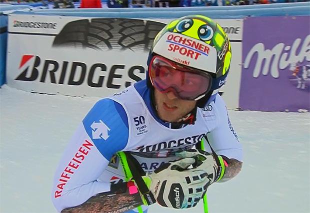 Justin Murisier überzeugt bei Riesentorlauf in Garmisch mit Platz 8