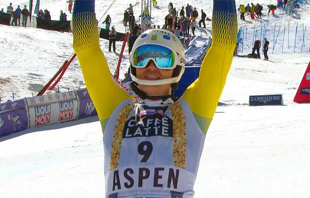 André Mhyrer gewinnt Slalom beim Weltcup-Finale in Aspen