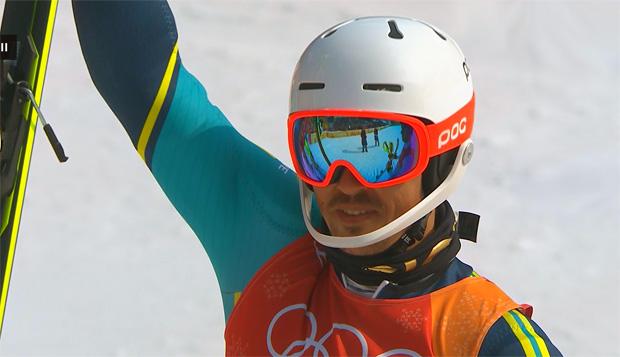 Andre Myhrer Slalom Olympiasieger 2018