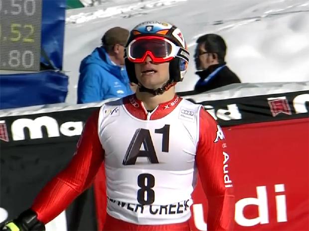 Roberto Nani landete auf Platz 14 und war der beste seines Landes.