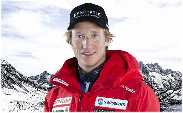 Tanguy Nef komplettiert das Swiss-Ski-Aufgebot der Herren in Sölden (Foto: © Swiss-Ski.ch)