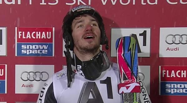 Nach seinem dritten Platz in Alta Badia hat Felix Neureuther beim Slalom in der Flachau (AUT) knapp das Podest verpasst.
