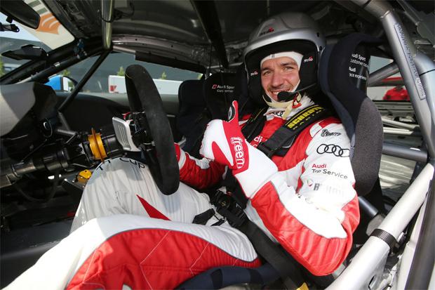 © Audi AG / Audi Sport TT Cup: Gaststarter Felix Neureuther (D)