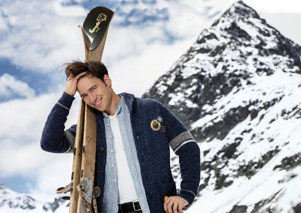"Felix Neureuther - Ski-Ass und ""Sportler mit Herz"" aus Garmisch-Partenkirchen. (Quelle: ""obs/VERLA-PHARM Arzneimittel/privat/Neureuther"")"