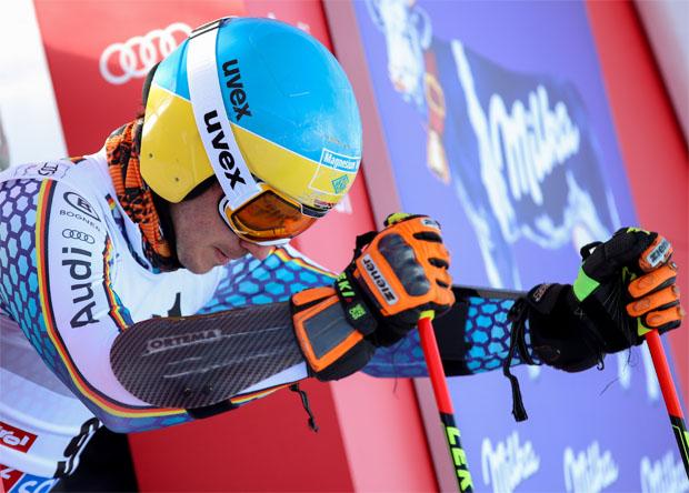 © Kraft Foods / Der WM-Check des DSV Slalom-Herren-Teams