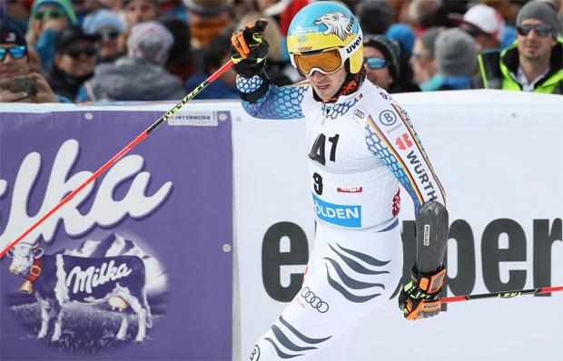 © Kraft Foods / Felix Neureuther stand in dieser Saison beim Riesentorlauf in Sölden sowie beim Slalom in Zagreb und Wengen auf dem Podest.