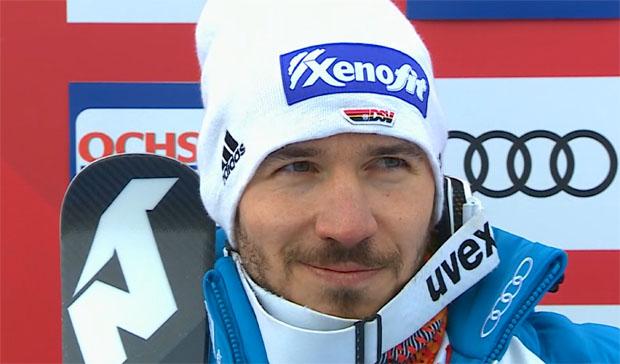 """Das Erste: """"Ski am Limit mit Felix Neureuther - Das Gleiche ist nicht dasselbe"""""""