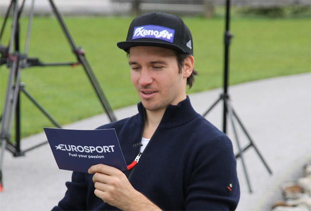Felix Neureuther hat auch bei Eurosport sein Talent bereits unter Beweis gestellt. (Foto: Walter Schmid / Skiweltcup.TV)