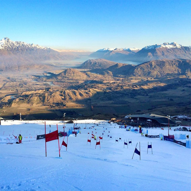 US-Skiteam: Trainingscamp in Neuseeland (Foto: Ted Ligety)