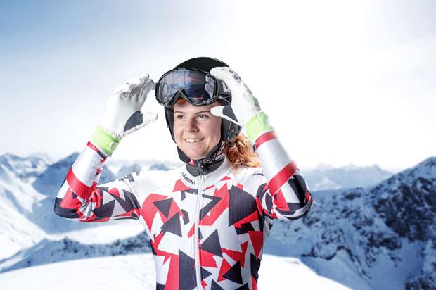"""Kerstin Nicolussi im Skiweltcup.TV-Interview: """"Ich war auf dem Sprung in den Weltcup."""" (Foto: Kerstin Nicolussi / privat)"""