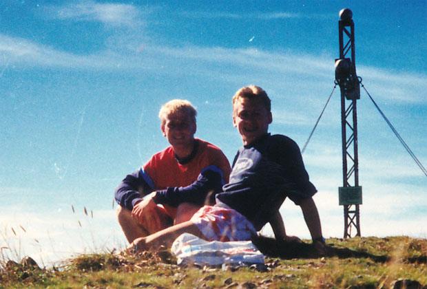 Rudi und Günther Nierlich (Foto: privat)