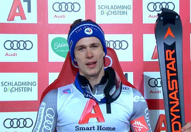 Frankreichs Hoffnungen ruhen beim Skiweltcup-Slalom-Auftakt auf Clément Noël