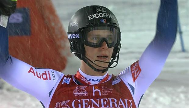 Für Clement Noel ist das Rennen in Val d'Isère etwas ganz Spezielles