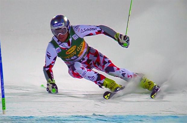Wurde schlussendlich Zwölfter: Christoph Nösig