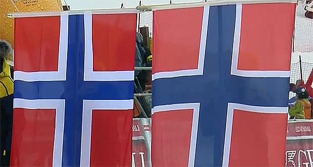 Norweger Festspiele beim zweiten EC-Riesenslalom von Andalo