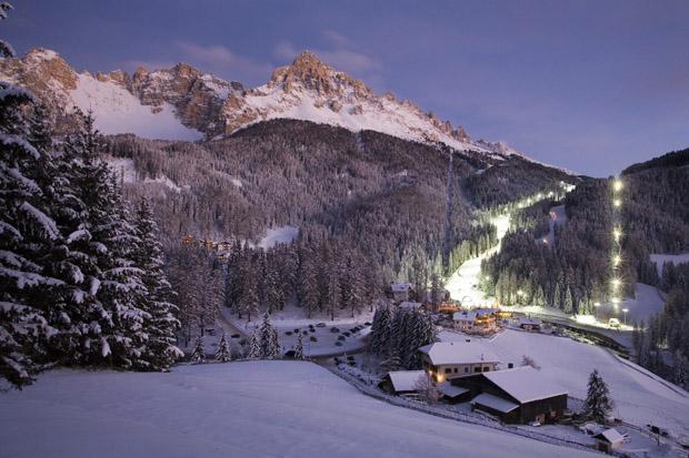 EC-Slalom in Obereggen: Der Klassiker im Europacup  (Foto: Paolo Codeluppi)