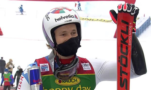 Marco Odermatt will auch in Val d'Isère kräftig punkten