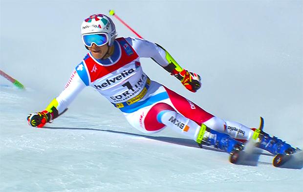 Marco Odermatt konzentriert sich wieder auf das Weltcupgeschehen