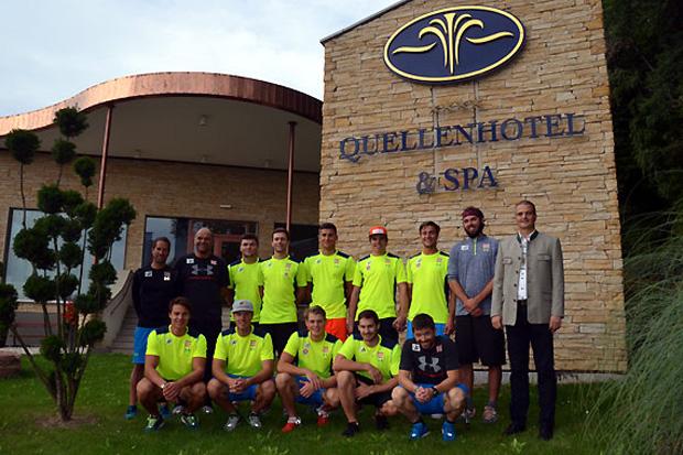 Das Europacupteam fand im Quellenhotel perfekte Trainings- und Regenerationsmöglichkeiten vor. (Foto: ÖSV)