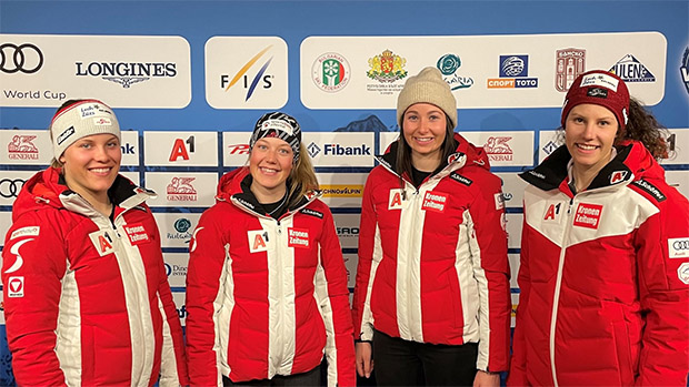 Junioren Ski WM 2021: ÖSV-Damen sind bereit für die Medaillenjagd (Foto: © ÖSV/Schrammel)
