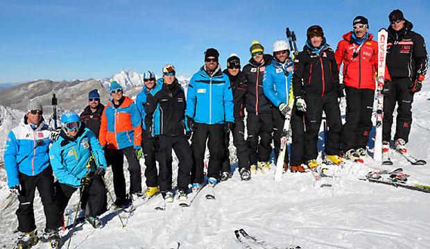 © ÖSV / Zahlreiche Trainer der Landesverbände nahmen an der Fortbildung teil.
