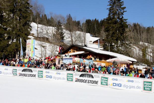 © Gerwig Löffelholz / Weltcup-Slalom in Ofterschwang fällt aus.