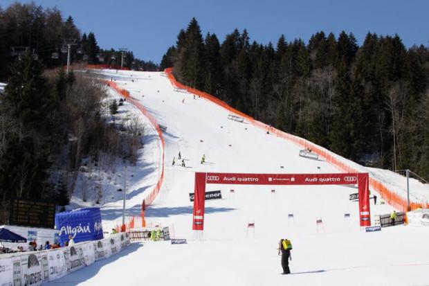 © Gerwig Löffelholz / Ski Weltcup Ofterschwang bietet noch mehr Komfort für die Zuschauer