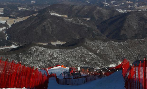 © Archivio FISI / LIVE: Olympia-Riesenslalom der Damen in Pyeongchang 2018 am Donnerstag – Vorbericht, Startliste und Liveticker.
