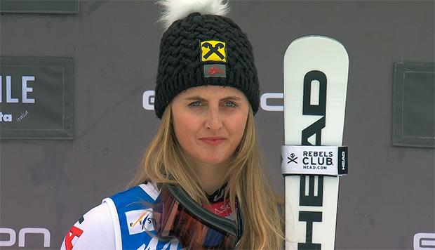 Nina Ortlieb erfüllt sich Traum vom ersten Weltcupsieg