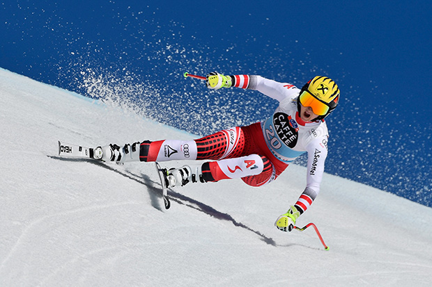 Skiweltcup.TV kurz nachgefragt: Heute mit Nina Ortlieb (Foto: © HEAD/Alain Grosclaude/Agence Zoom)