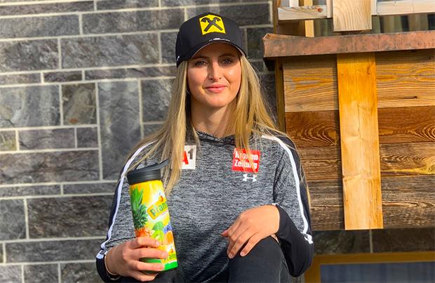 Nina Ortlieb hat nie den Traum von einer Olympiamedaille aus den Augen verloren (Foto: Nina Ortlieb / Privat)