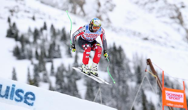 Manuel Osborne-Paradis brennt auf sein Comeback(© Malcolm Carmichael/Alpine Canada)