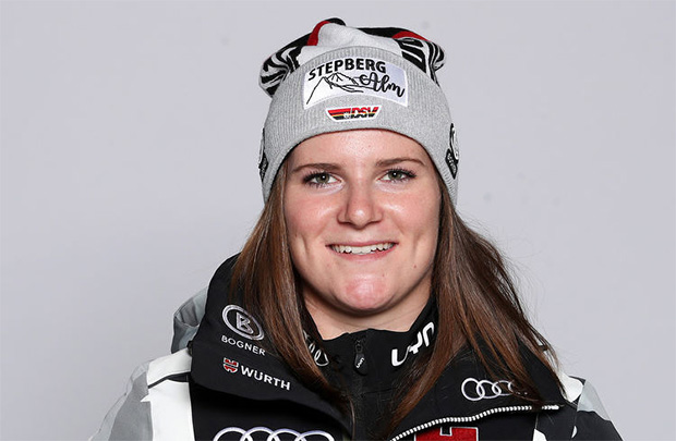 Martina Ostler freut sich auf ihr Weltcupdebüt in Levi (Foto: © Deutscher Skiverband)