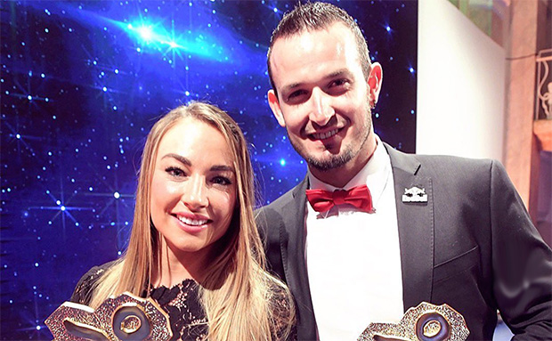Dominik Paris und Dorothea Wierer gewinnen erneut die Südtiroler Sportlerwahl (Foto: © Dorothea Wierer / Instagram)