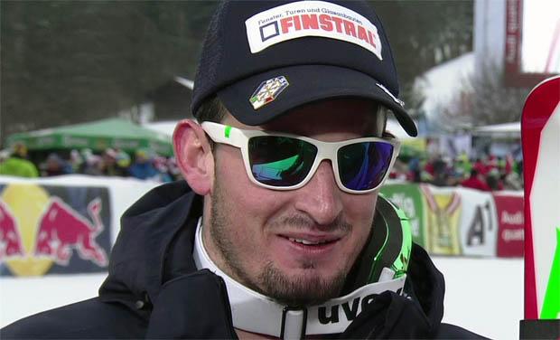 Sieg für Domme Paris beim Super-G in Kitzbühel