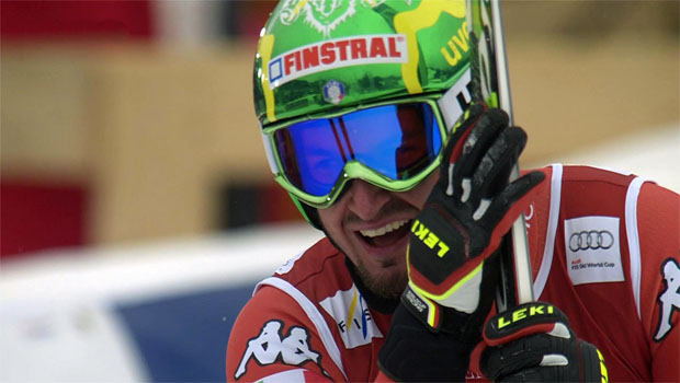 Paris gewinnt erneut in Kitzbühel