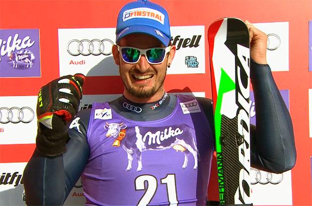 Dominik Paris gewinnt Abfahrt in Kvitfjell und ganz Südtirol träumt von der kleinen Kristallkugel