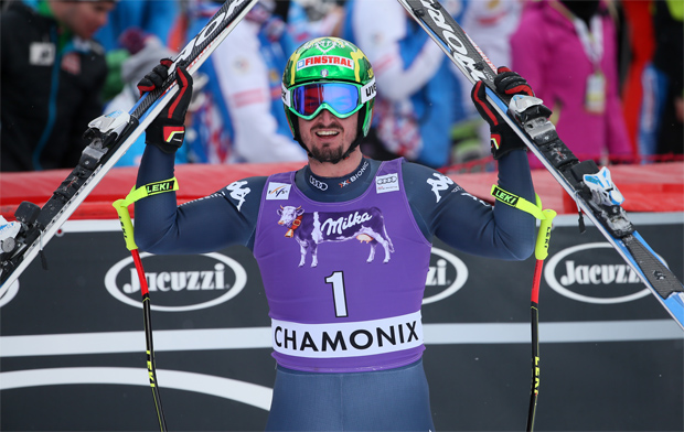 """© Kraft Foods / Dominik Paris im Skiweltcup TV-Interview: """"Das Allerwichtigste ist der Spaß am Skifahren!"""""""