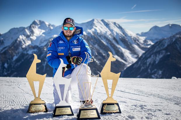 """Dominik Paris im Skiweltcup.TV-Interview: """"Ich will von Rennen zu Rennen meine Leistung abrufen!"""" (Foto: Gert Pöder)"""