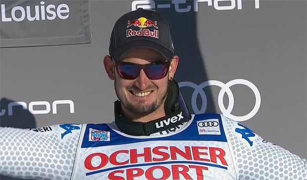 Dominik Paris beim Super-G von Lake Louise bester Südtiroler