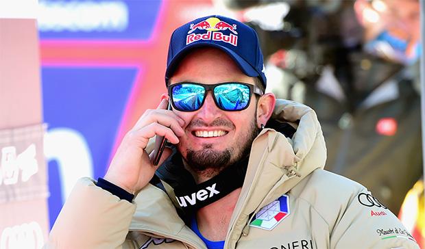 Domme Paris wird bald wieder auf den Skiern stehen (Foto: Archivo FISI/Marco Tacca/Pentaphoto)