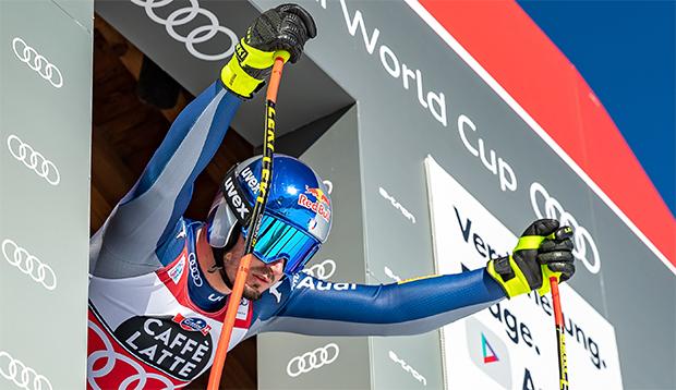 Dominik Paris freut sich auf den Start in die Ski Weltcup Saison 2020/21 (Foto: © Erich Spiess/ASP/Red Bull Content Pool)